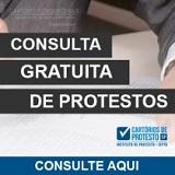 Consulta Gratuita de Protesto